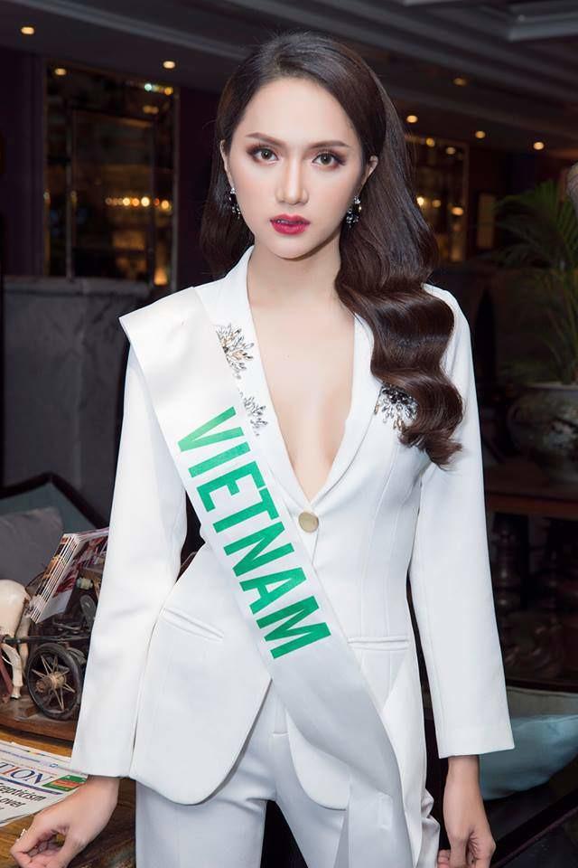 Hoa hậu Hương Giang lọt top 50 phụ nữ ảnh hưởng nhất Việt Nam do Forbes bình chọn - Ảnh 3