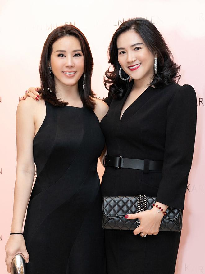 Hoa hậu Thu Hoài tiết lộ mối quan hệ đặc biệt với bà xã Bình Minh - Ảnh 1