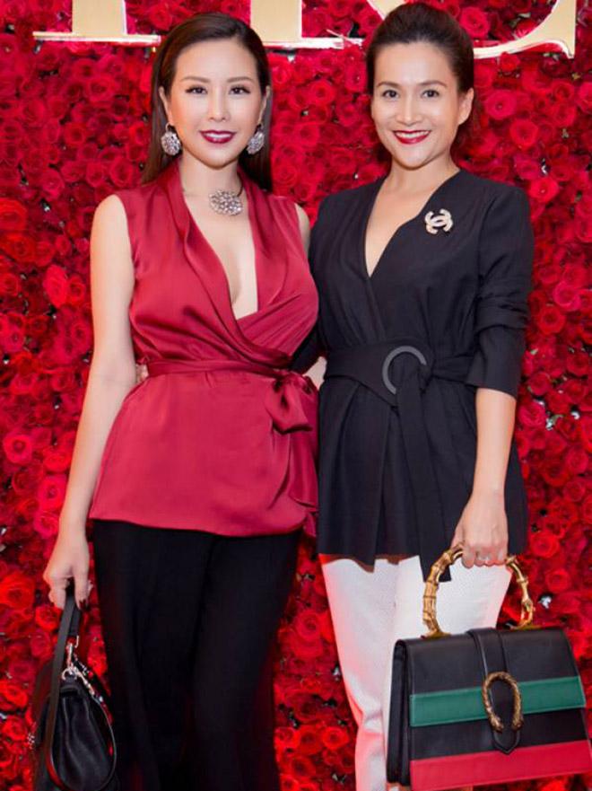 Hoa hậu Thu Hoài tiết lộ mối quan hệ đặc biệt với bà xã Bình Minh - Ảnh 2