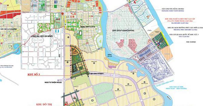 """Khởi động làng đại học lớn nhất miền Trung sau 22 năm bị """"treo"""" - Ảnh 1"""