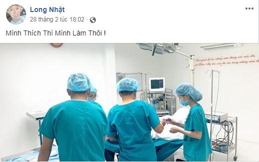 Long Nhật bị Trịnh Kim Chi chê phẫu thuật ngực lỗi giữa ồn ào chuyển giới ở tuổi 52? - Ảnh 1