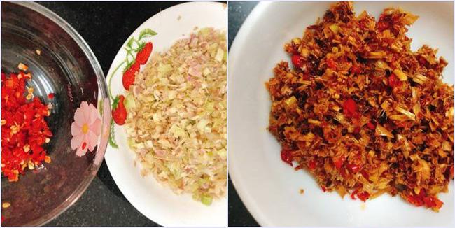 Học mẹ đảm Nha Trang nấu bún bò chay ngon không thua bún bò mặn - Ảnh 5