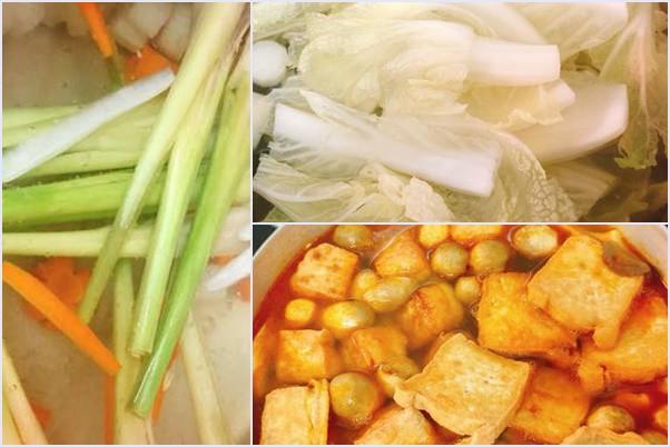 Học mẹ đảm Nha Trang nấu bún bò chay ngon không thua bún bò mặn - Ảnh 6