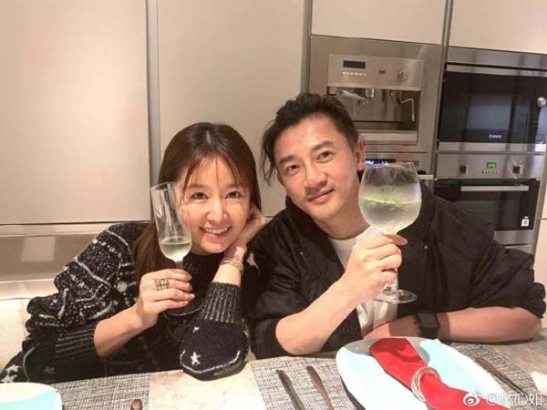 Tình bạn khác giới đáng ngưỡng mộ của các cặp đôi Hoa ngữ - Ảnh 2