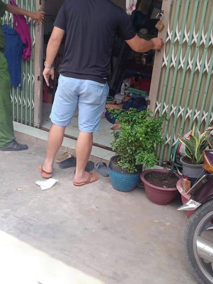 TPHCM: Nghi án chồng sát hại vợ rồi tự tử ở Bình Tân - Ảnh 1
