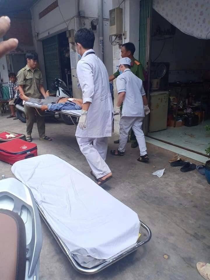 TPHCM: Nghi án chồng sát hại vợ rồi tự tử ở Bình Tân - Ảnh 2