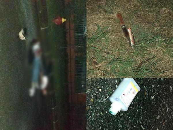 TPHCM: Nghi án chồng sát hại vợ rồi tự tử ở Bình Tân - Ảnh 4