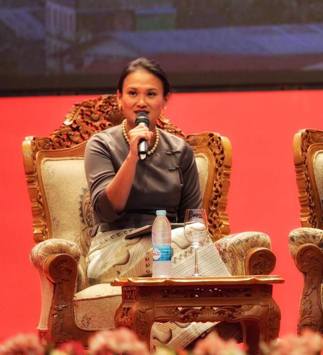 Lộ gia thế 'siêu khủng' của người mà chồng cũ Hồng Nhung vừa tái hôn - Ảnh 4