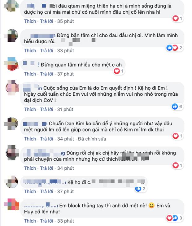 Bạn gái tin đồn của Phùng Ngọc Huy lên tiếng khi bị xúc phạm, tiết lộ mối quan hệ đặc biệt với gia đình cố nghệ sĩ Mai Phương - Ảnh 3