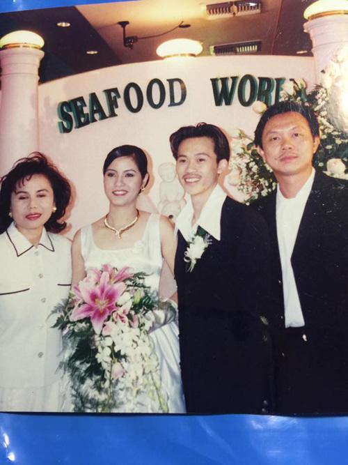 Danh hài Hoài Linh tiết lộ vợ cũ không thích trang điểm, phấn son - Ảnh 2