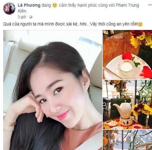 Điều ước nhỏ nhoi của Lê Phương sau khi 'chơi lớn' tậu xế hộp tiền tỷ tặng chồng mừng sinh nhật - Ảnh 3