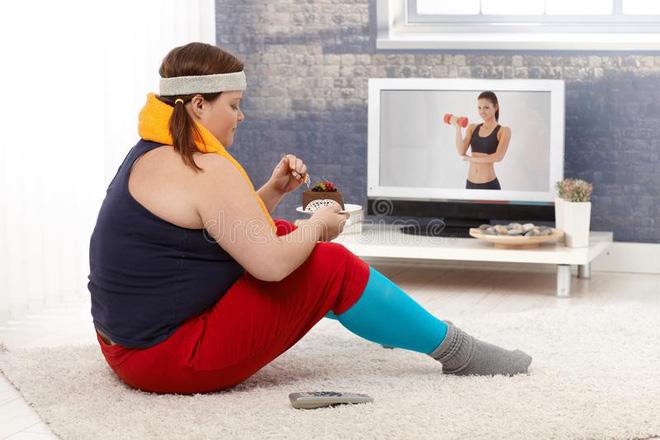 Tập gym mỗi ngày nhưng vẫn không thể giảm cân, nhà khoa học sẽ tiết lộ cho bạn 4 lý do tại sao - Ảnh 3