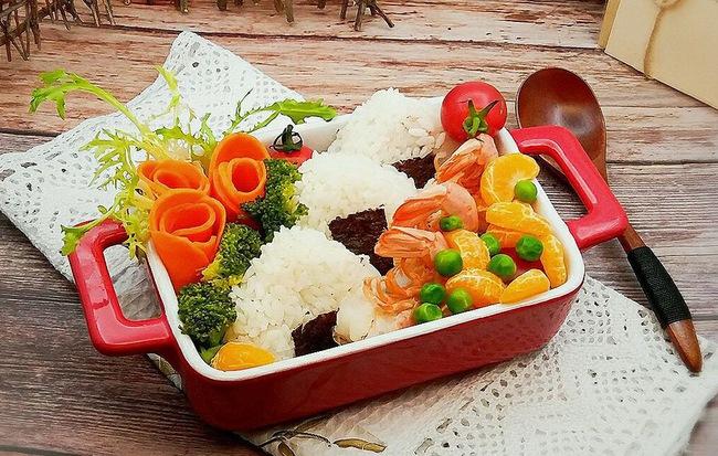 Tự làm cơm hộp ngon đẹp cho bữa trưa - Ảnh 5