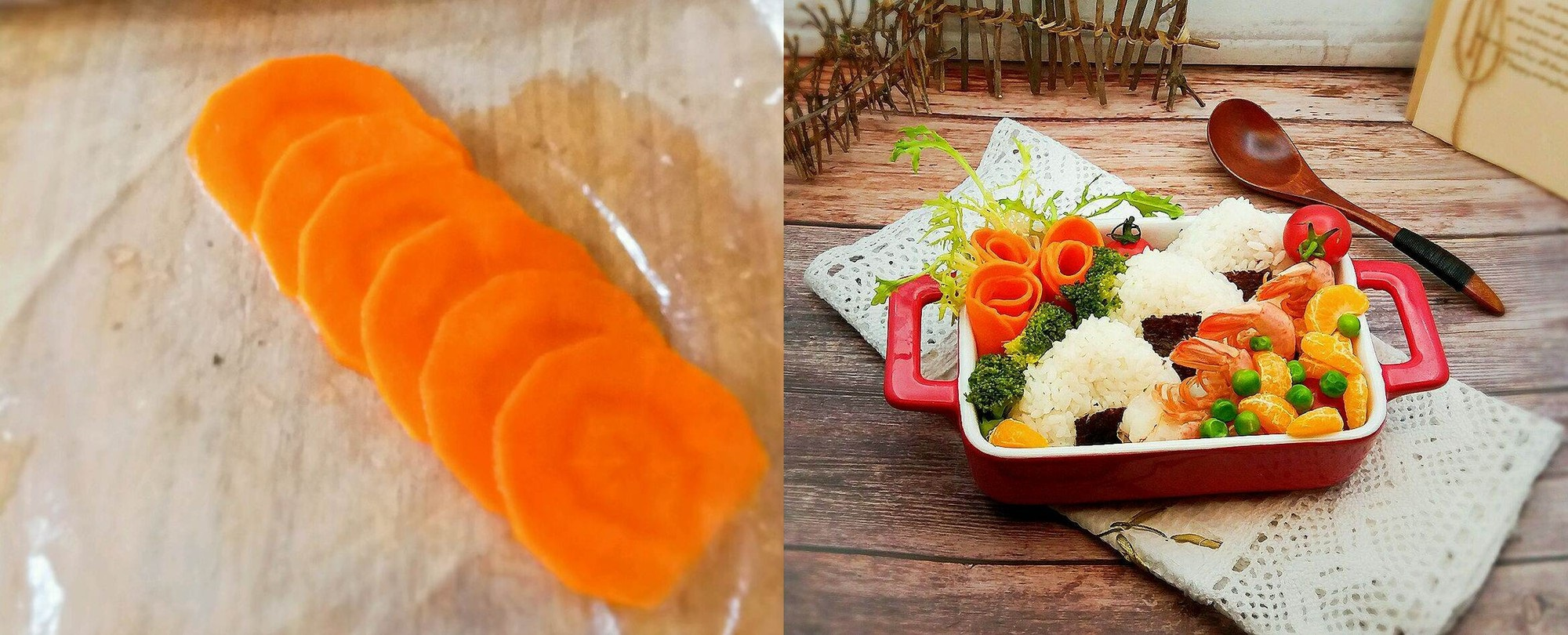 Tự làm cơm hộp ngon đẹp cho bữa trưa - Ảnh 4