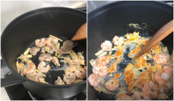 Cuối tuần không cần nấu cơm chỉ với 3 món này cũng đủ no nê ngon miệng - Ảnh 2