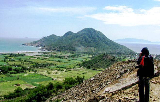 Khánh Hòa sắp cho chuyển nhượng trở lại đất ở Bắc Vân Phong - Ảnh 1