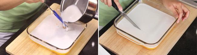 Thạch xoài hai tầng làm cực dễ, ăn ngon khỏi bàn - Ảnh 6