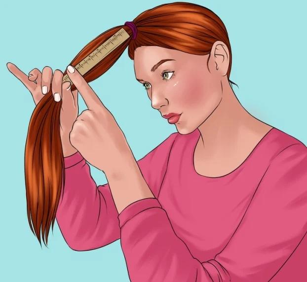 8 mẹo tự cắt tóc tại nhà chuẩn như ngoài salon - Ảnh 4