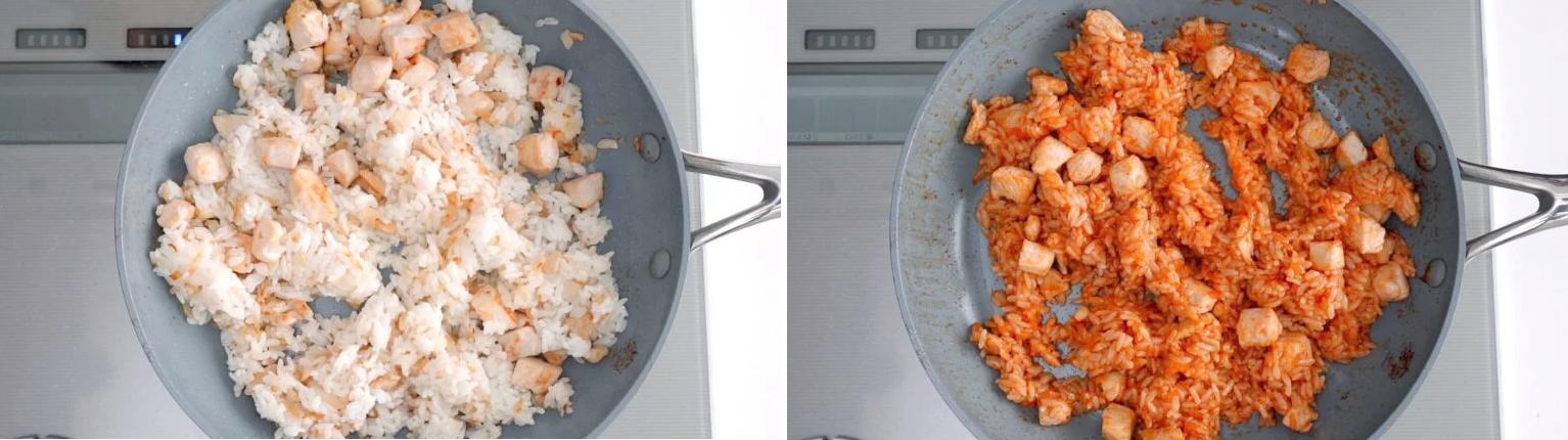 Học đầu bếp Nhật làm cơm chiên trứng ngon đẹp 'rụng rời'! - Ảnh 4