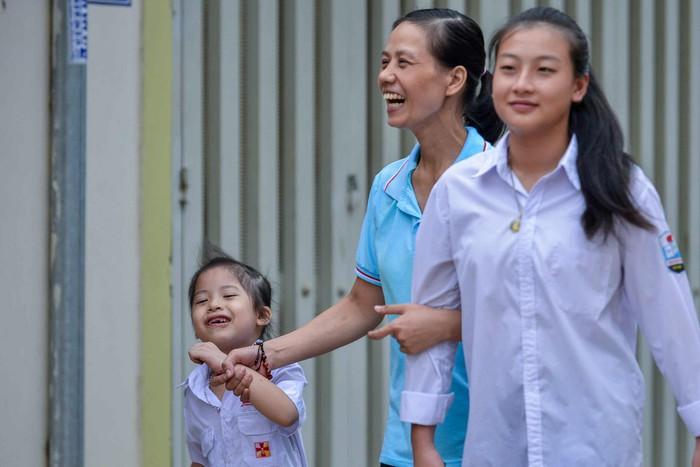 Mẹ ung thư giai đoạn cuối chấp nhận mù để sinh con - Ảnh 1