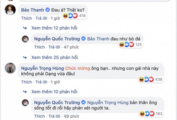Quốc Trường đăng ảnh cưới Bảo Thanh, fan chuyển khoản ngay tiền mừng - Ảnh 2