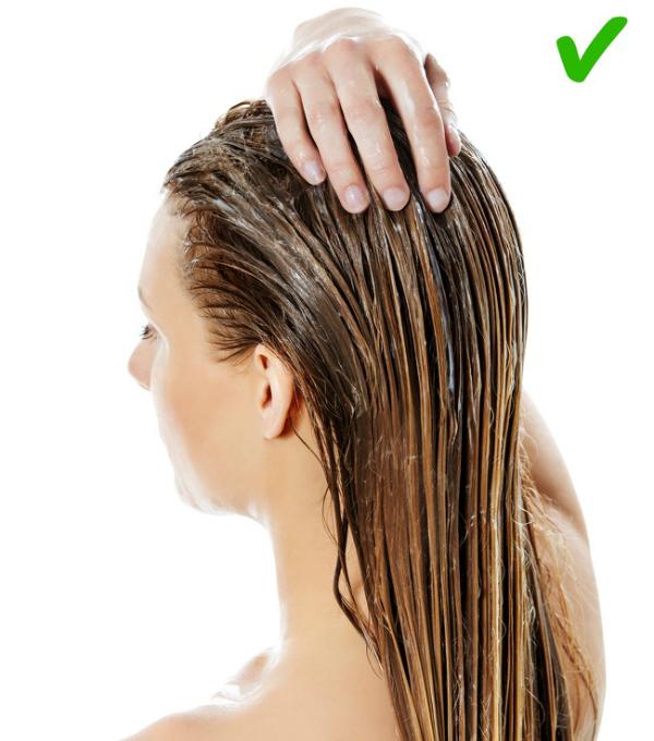 10 bí quyết giúp tóc dài và dày hơn trông thấy sau 30 ngày - Ảnh 2