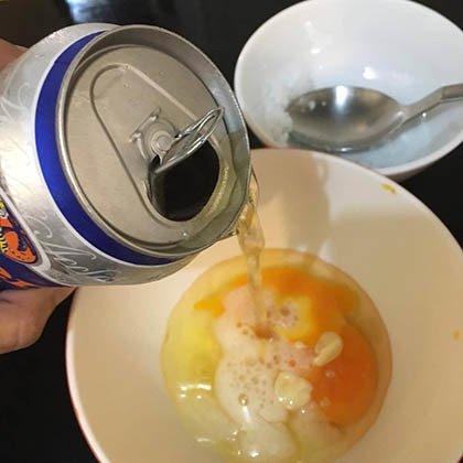 Lấy lon bia trộn với thứ này để sử dụng, mụn, nám sạm đầy mặt cũng xóa sạch giúp da trắng bóc như sứ - Ảnh 2