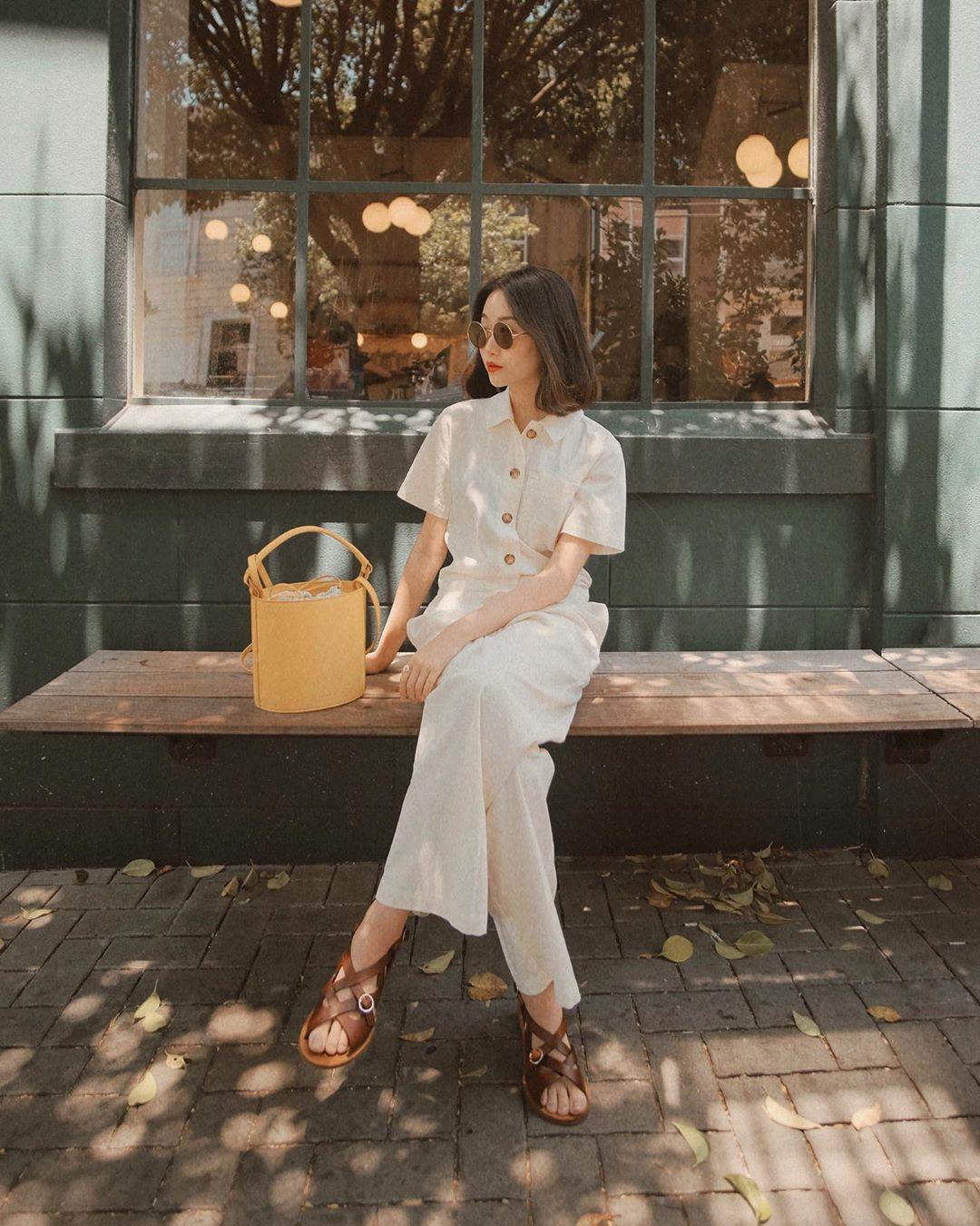 Bạn sẽ hối hận nếu không thử style tối giản, bởi đây là cách nhanh nhất giúp mọi chị em mặc đẹp và sang 365 ngày - Ảnh 3
