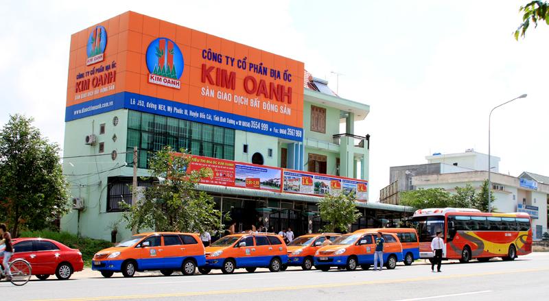 Bình Dương: Địa ốc Kim Oanh đứng đầu danh sách nợ thuế - Ảnh 1