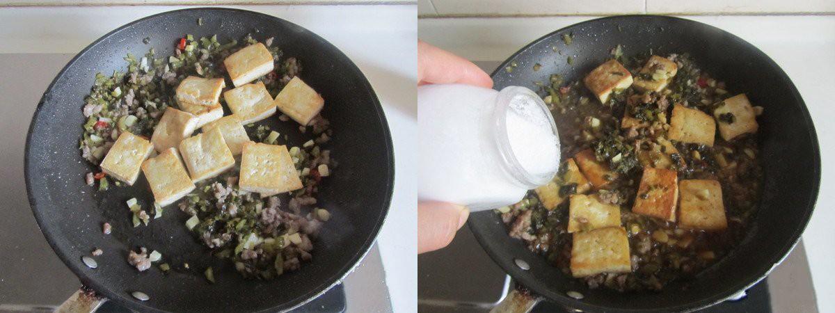 Chế biến đậu hũ theo cách này ăn cơm khi trời mưa là ngon số 1! - Ảnh 3