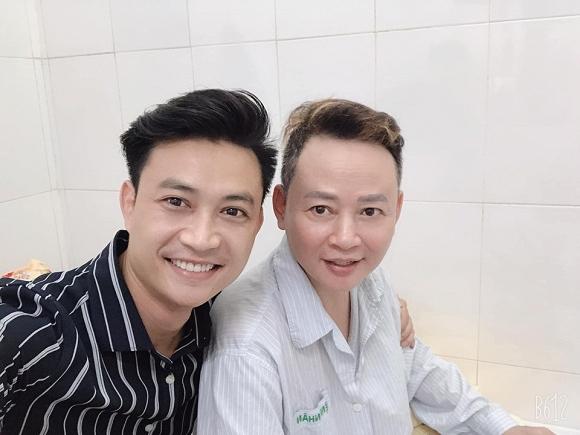 Diễn viên Tùng Dương bị bệnh nặng, co giật phải đi cấp cứu giữa đêm - Ảnh 1