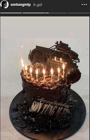 Sau đại thành công của 'Hãy trao cho anh', Sơn Tùng M-TP đón sinh nhật giản dị - Ảnh 2