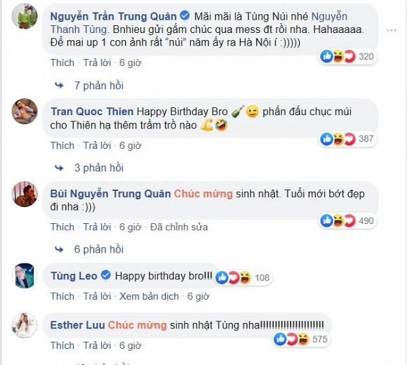 Sau đại thành công của 'Hãy trao cho anh', Sơn Tùng M-TP đón sinh nhật giản dị - Ảnh 5