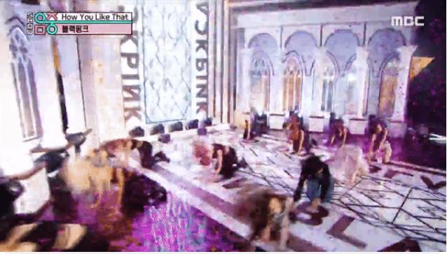 BLACKPINK lộng lẫy và trình diễn xuất sắc ở Music Core, cái gì cũng ổn chỉ trừ... chiếc quần bèo nhúm của Rosé? - Ảnh 5