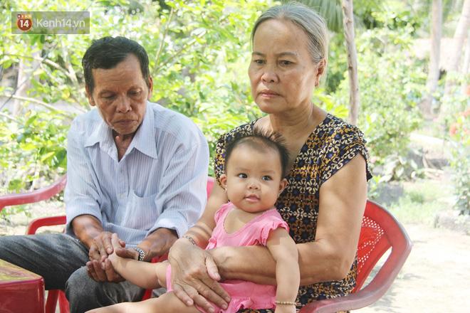 Bước đường cùng của người cha bị ung thư hốc mũi ôm 2 đứa con thơ dại: 'Con sợ cha chết, không sống cùng tụi con nữa' - Ảnh 11