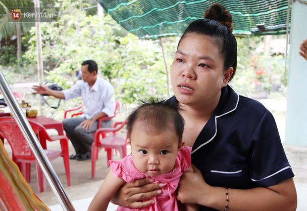 Bước đường cùng của người cha bị ung thư hốc mũi ôm 2 đứa con thơ dại: 'Con sợ cha chết, không sống cùng tụi con nữa' - Ảnh 5