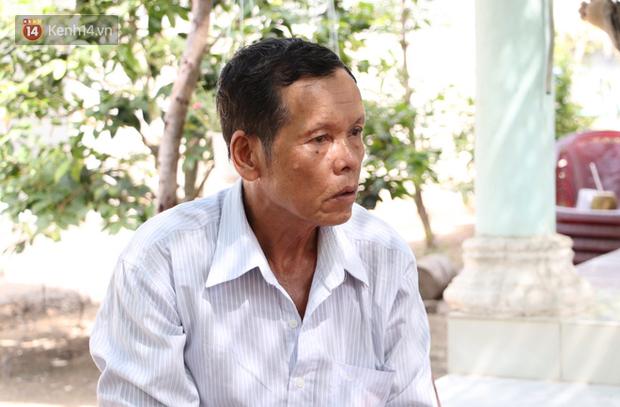 Bước đường cùng của người cha bị ung thư hốc mũi ôm 2 đứa con thơ dại: 'Con sợ cha chết, không sống cùng tụi con nữa' - Ảnh 9