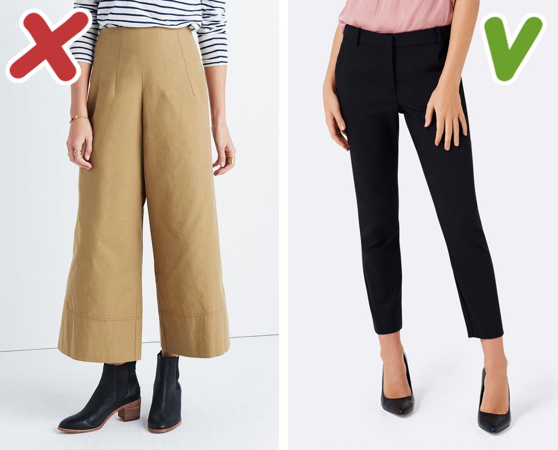 9 kiểu trang phục dễ làm lộ hết khuyết điểm trên cơ thể, chị em nên biết để tránh mặc - Ảnh 1