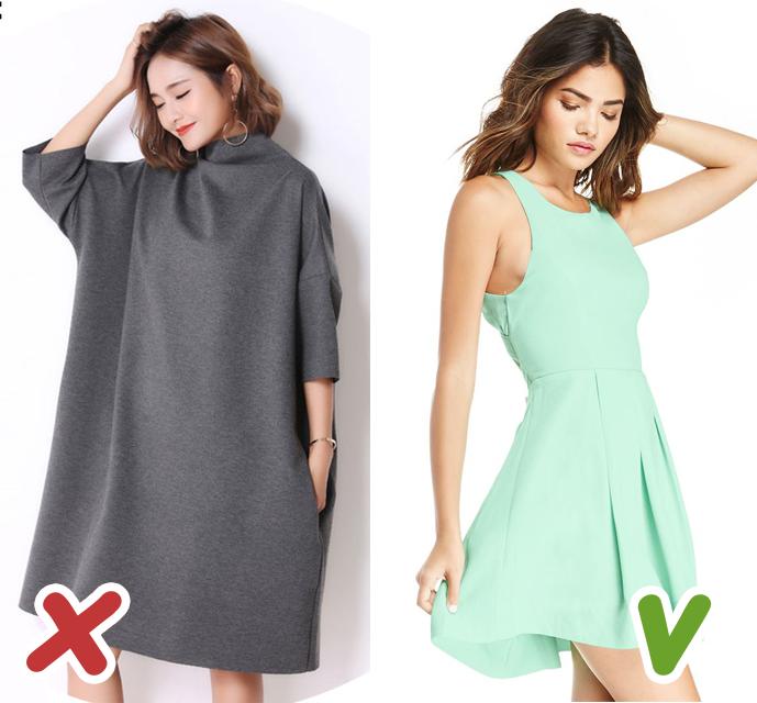 9 kiểu trang phục dễ làm lộ hết khuyết điểm trên cơ thể, chị em nên biết để tránh mặc - Ảnh 2