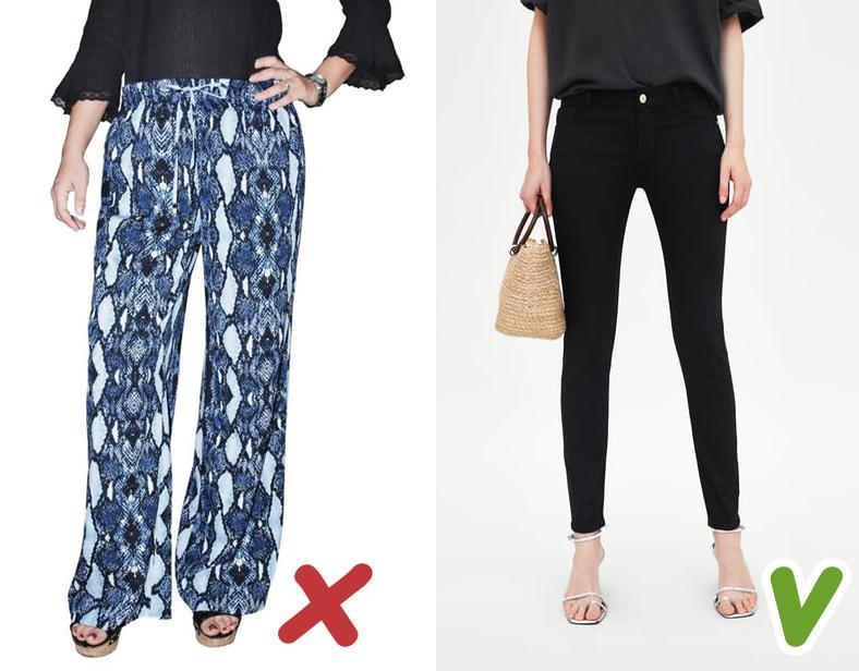9 kiểu trang phục dễ làm lộ hết khuyết điểm trên cơ thể, chị em nên biết để tránh mặc - Ảnh 5