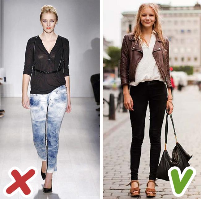 9 kiểu trang phục dễ làm lộ hết khuyết điểm trên cơ thể, chị em nên biết để tránh mặc - Ảnh 7