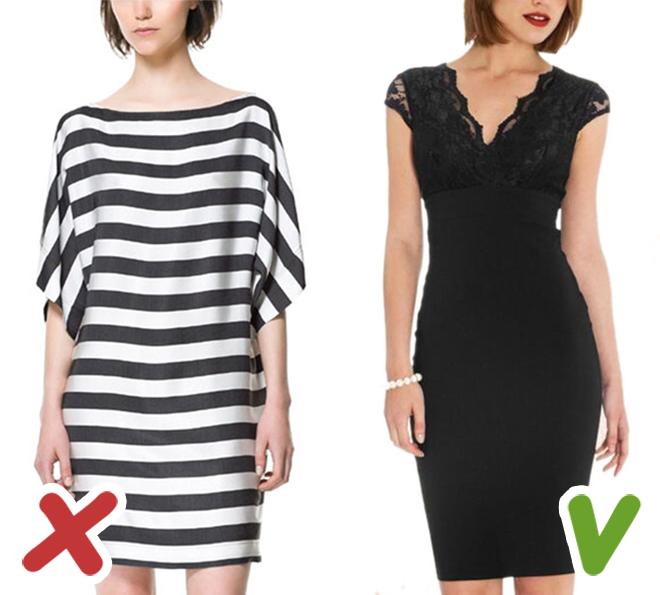 9 kiểu trang phục dễ làm lộ hết khuyết điểm trên cơ thể, chị em nên biết để tránh mặc - Ảnh 8
