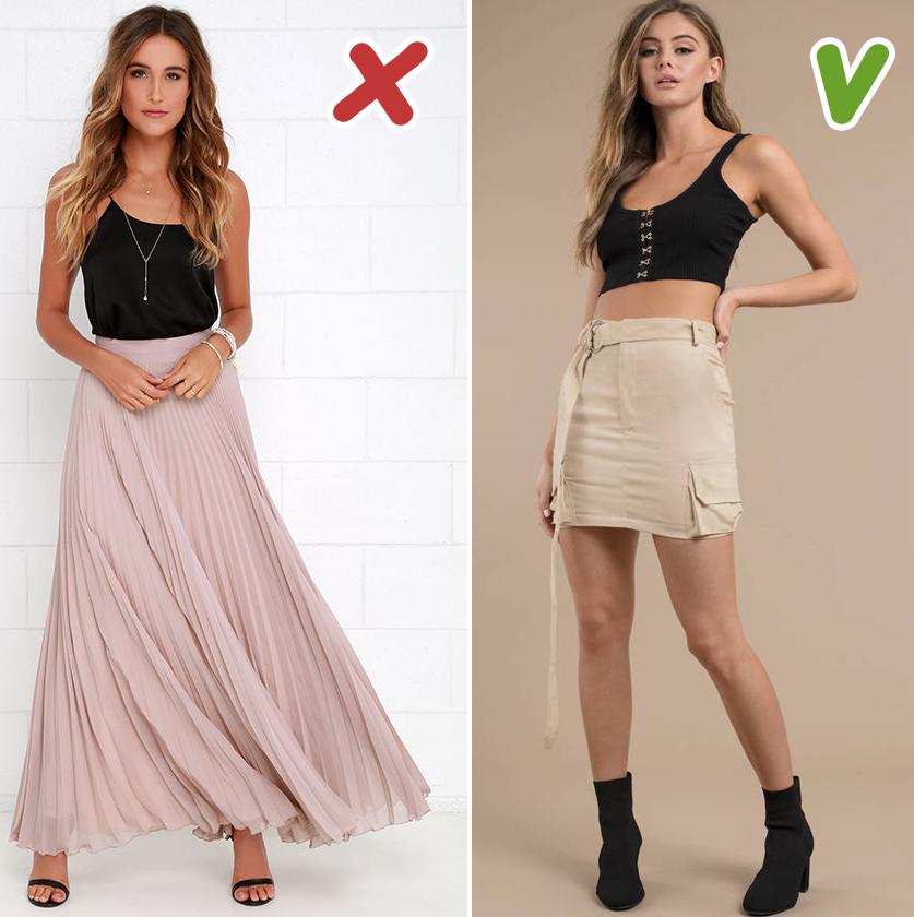 9 kiểu trang phục dễ làm lộ hết khuyết điểm trên cơ thể, chị em nên biết để tránh mặc - Ảnh 9