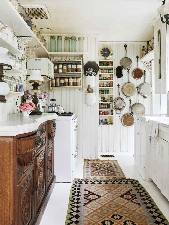 Chẳng còn thấy chật chội vì căn bếp quá nhỏ nhờ những mẹo vặt tiện lợi này - Ảnh 6