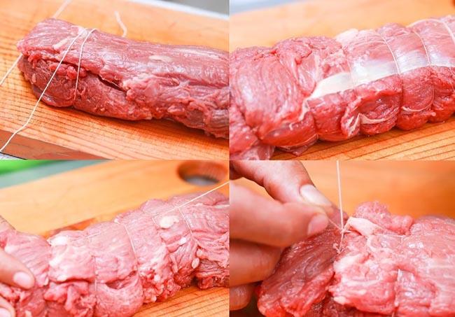 Đừng để miếng thịt thăn trở nên khô, dai khi chế biến sai cách nữa - Ảnh 3