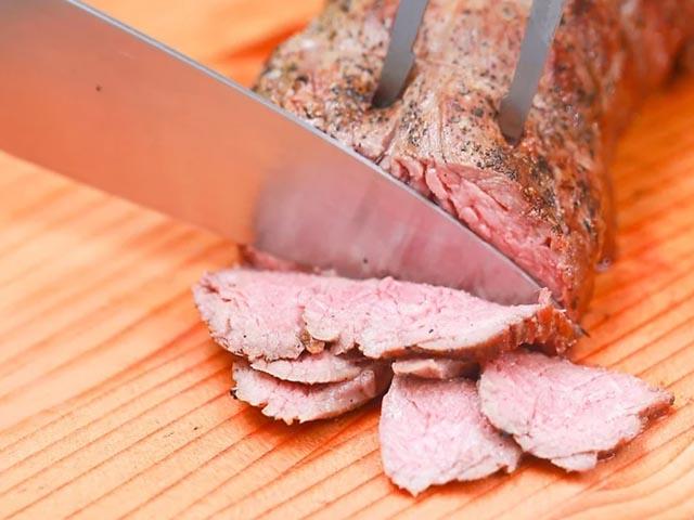 Đừng để miếng thịt thăn trở nên khô, dai khi chế biến sai cách nữa - Ảnh 6