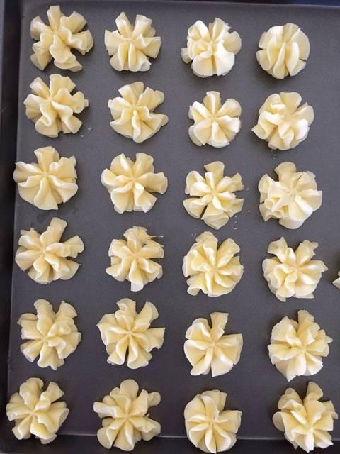 Cuối tuần làm bánh quy nhân mứt cực ngon cực dễ - Ảnh 4