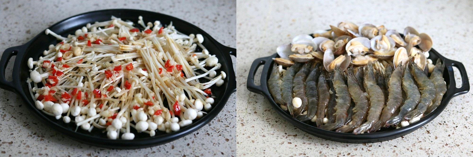 Đổi vị cho cả nhà với món tôm ngao nướng ngon ngất ngây - Ảnh 4