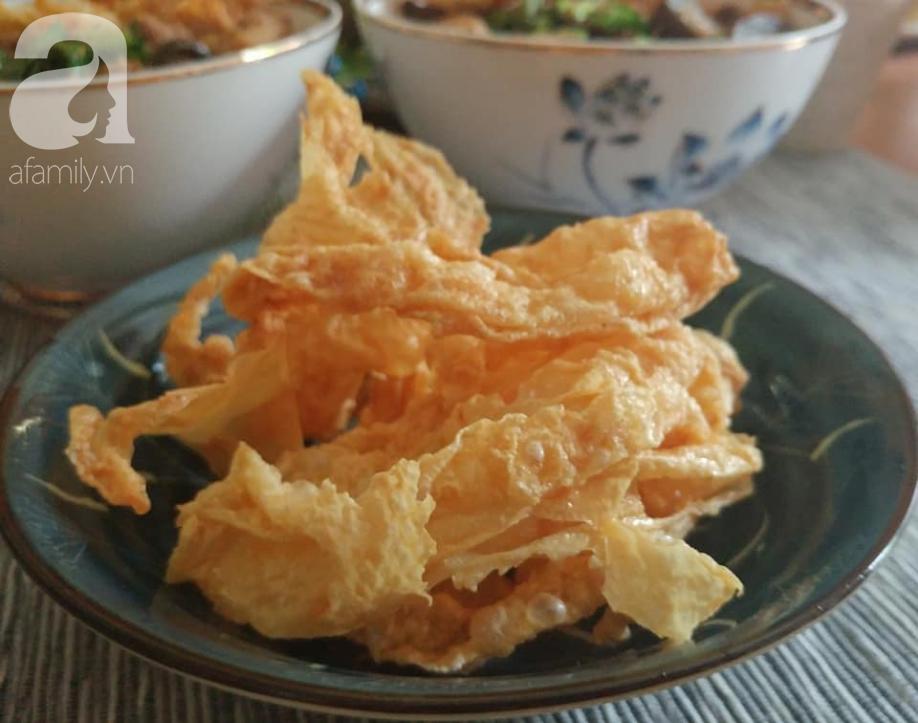 Tháng Vu Lan, học ngay cách làm bún mắm chay chuẩn ngon từ Food Blogger Liên Ròm - Ảnh 8