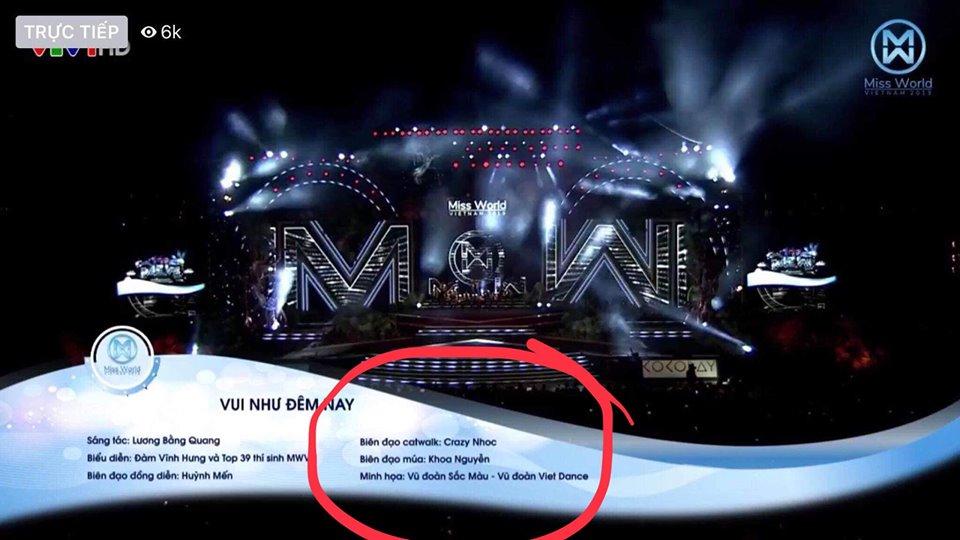 Đàm Vĩnh Hưng xin lỗi vì sự cố 'khó đỡ' tại chung kết Miss World Việt Nam 2019 - Ảnh 2